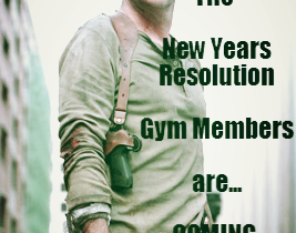 New Year's Gym Survival Tips